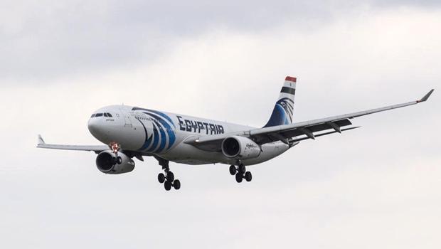 Avião da Egypt Airline desapareceu com 66 passageiros na rota entre Cairo e Paris   Foto: Divulgação