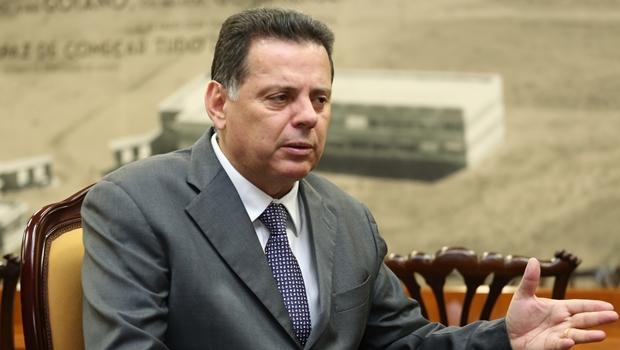 Após atentado, governador interrompe missão internacional e tenta retorno a Goiás