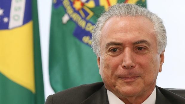 Michel Temer apresenta proposta de redução de R$ 170 bilhões na meta fiscal de 2016