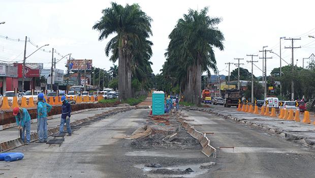 Ministro anuncia nesta 5ª-feira retomada das obras do BRT Norte-Sul