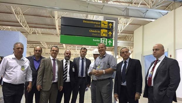 Novo aeroporto de Goi├ónia come├ºa opera├º├Áes em duas semanas