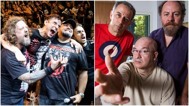 Rock Fest 2016 traz Os Paralamas do Sucesso e Raimundos a Goiânia