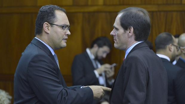 Lissauer Vieira e Virmondes Cruvinel podem se filiar ao PSD