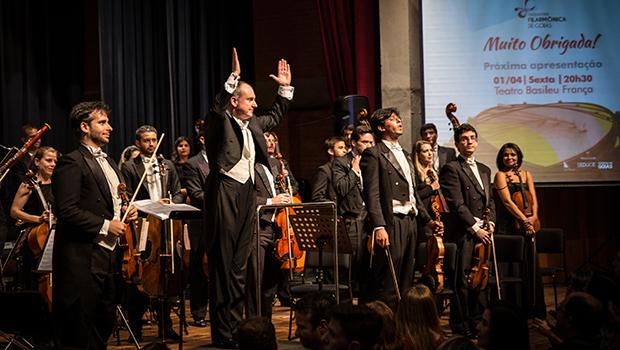 "Orquestra Filarmônica apresenta ""Árias de Ópera"" no CCON"