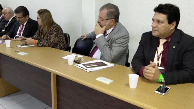 Parlamentares tocantinenses participam de conferência em Aracaju