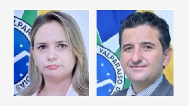 Disputa pra prefeito de Valparaíso passa pelo PR de Afrânio Pimentel e pelo PSC de Ângela Pessoa