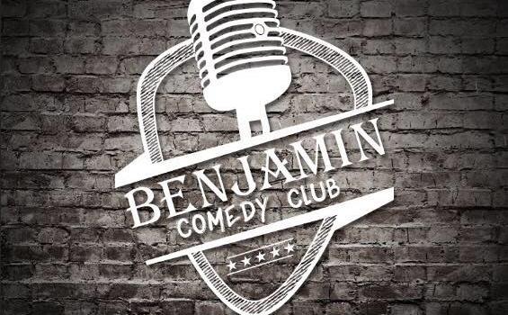 Da bancada do CQC, Oscar Filho inaugura a  Benjamin Comedy Club