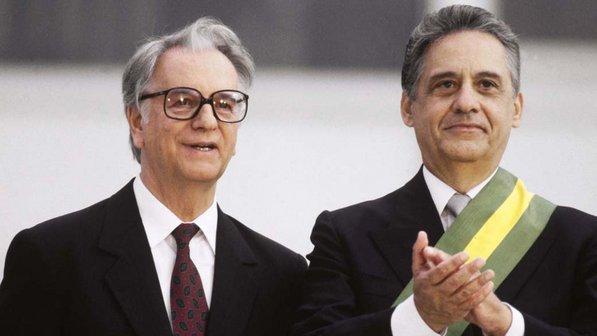 Diário da Manhã diz que Plano Cruzado é do governo Itamar Franco. É do governo Sarney
