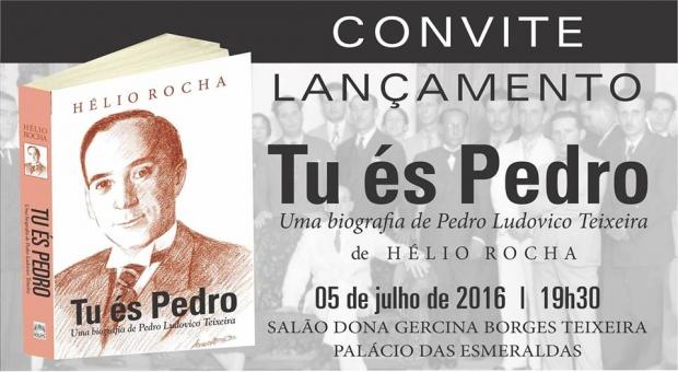 Hélio Rocha capa de seu livro