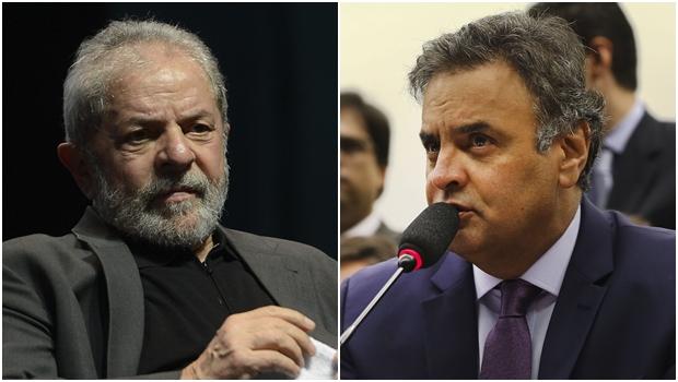 Lula é nome mais lembrado pelo eleitor, mas Aécio venceria no segundo turno