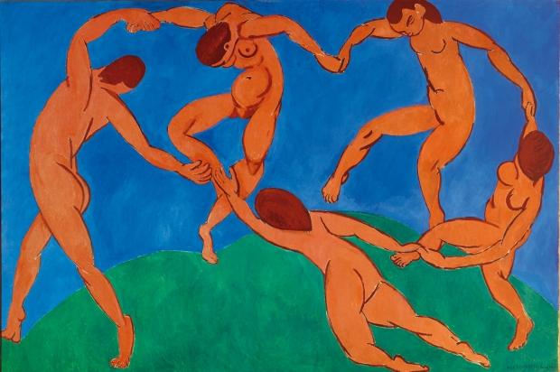 Matisse A Dança (1909-1910)