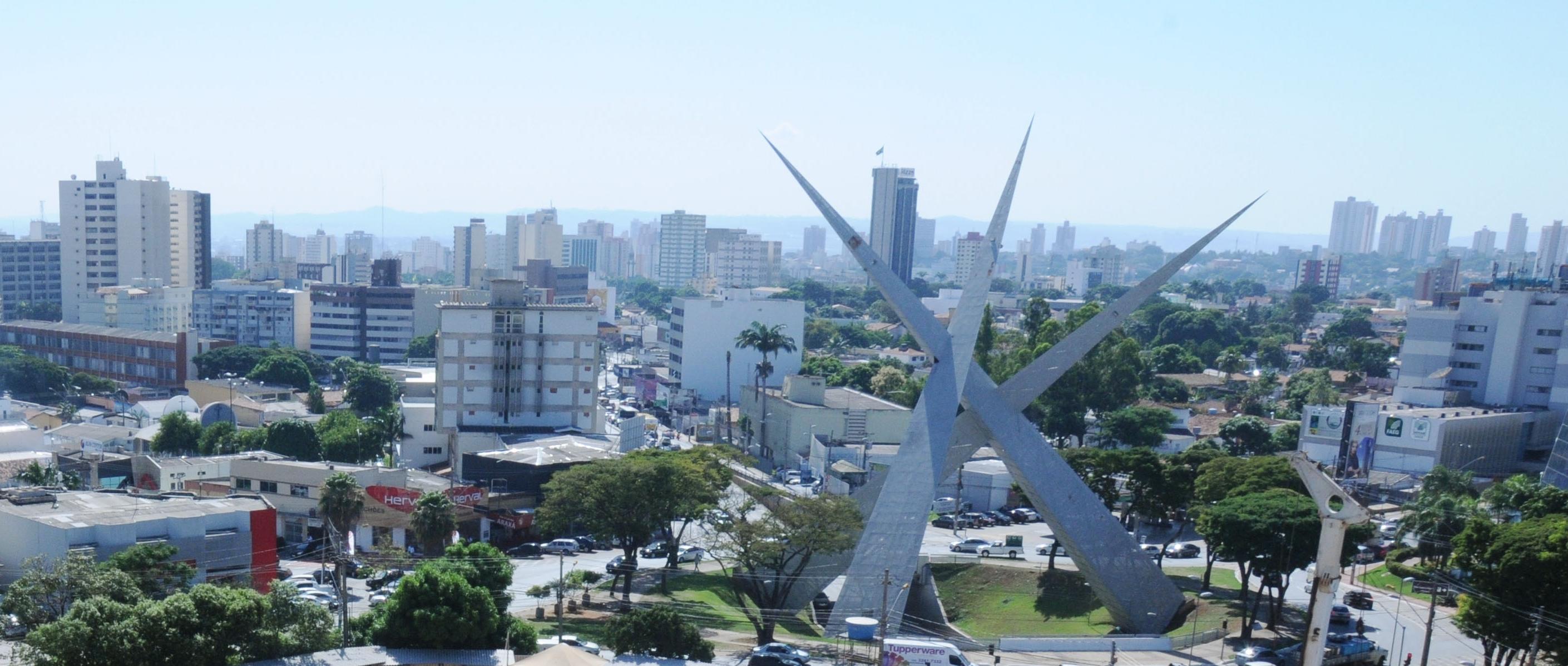 """""""O setor imobiliário sempre mandou em Goiânia desde sua fundação"""""""