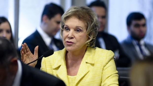 Substitutivo foi relatado pela senadora Marta Suplicy | Foto: Pedro França/Agência Senado