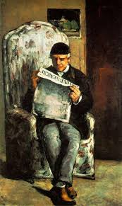 Pintura de pessoa lendo download