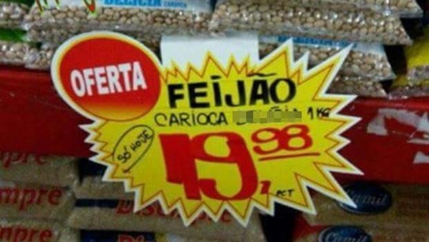 Michel Temer autoriza importação de feijão para reduzir preço em supermercados