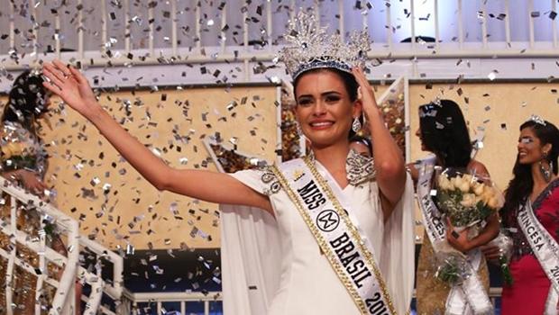 Representante de Goiás é eleita Miss Mundo Brasil 2016