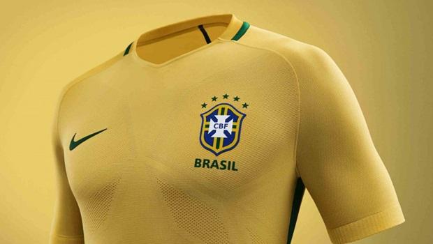 Twitter promove enquete e camiseta da Seleção Brasileira é eleita a mais bonita das Américas