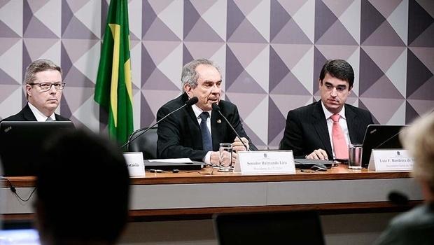Prazos da comissão foram motivo de intensa discussão entre senadores | Foto: Moreira Mariz /Agência Senado