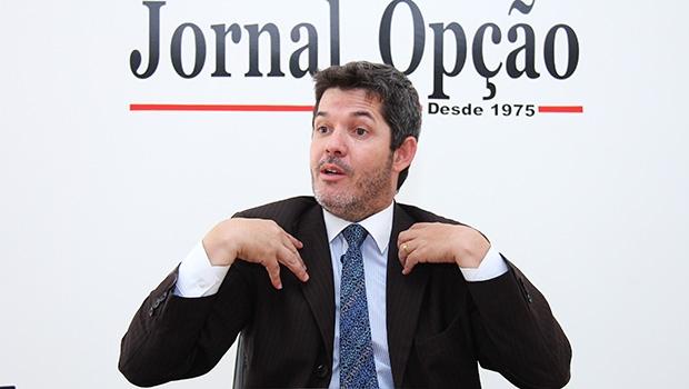 Deputado Delegado Waldir: incógnita como candidato a prefeito