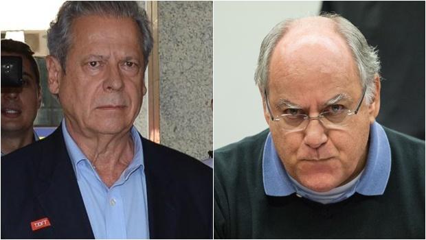 José Dirceu e Renato Duque são denunciados mais uma vez na Lava Jato