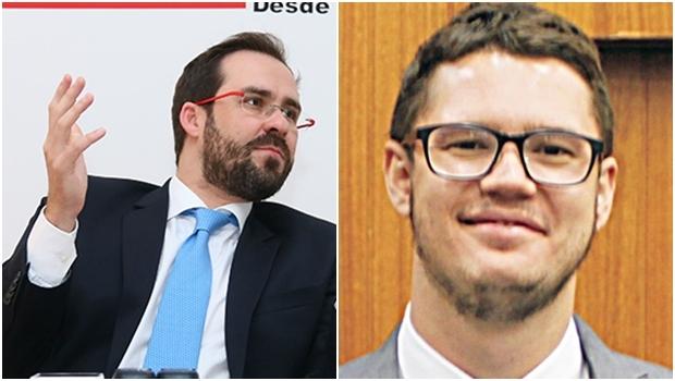 Foto: Renan Accioly (Lúcio Flávio) e Divulgação (Bruno Pena)