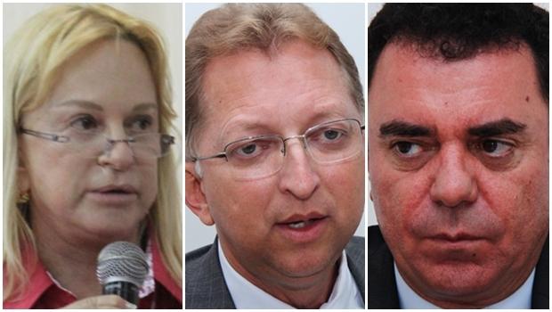 João Campos, Magda Mofatto, Luis Cesar Bueno: nomes novos para a disputa do Senado