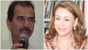 José Luiz e Sirlene Borba: a experiência e o novo na tentativa de derrotar o candidato do PMDB