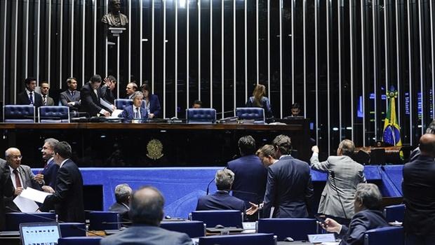 Os servidores do Poder Judiciário Federal deverão, pelo texto, receber um aumento total de 41% dividido em oito parcelas | Foto: Moreira Mariz/Agência Senado