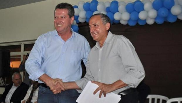 Anselmo Pereira reitera apoio a Vecci em reunião política