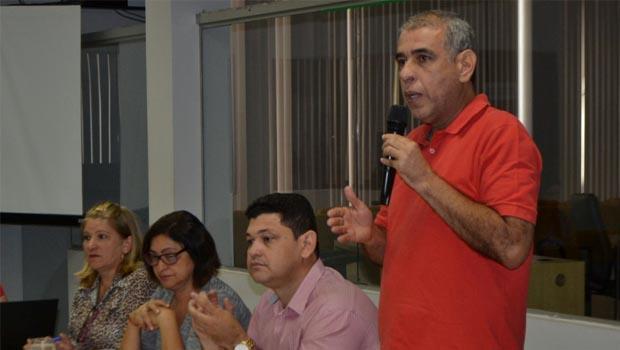 PT define nesta segunda-feira candidatura de Zé Roberto à Prefeitura da capital