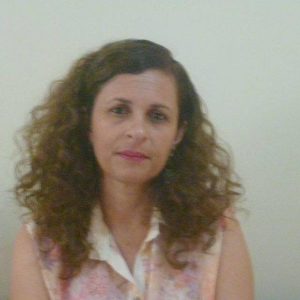 Alexandra Machado assistente social