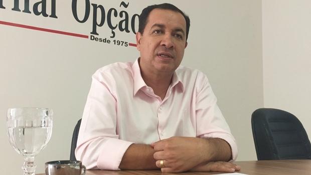 Prefeito de Águas Lindas de Goiás foi o primeiro deputado estadual eleito da cidade | Foto: Alexandre Parrode/ Jornal Opção