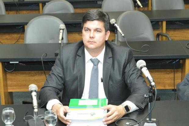 Jean Carlo: deputado estadual e possível candidato a deputado federal pelo PHS