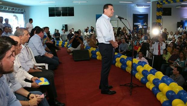 Base do governo Marconi vence em 38 das 50 maiores cidades de Goiás