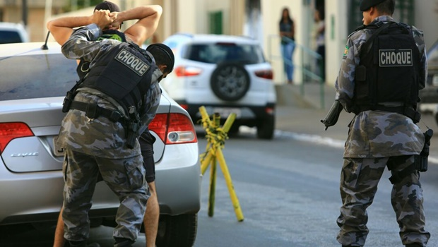 Operação Brasil Central Seguro já cumpriu 135 mandados