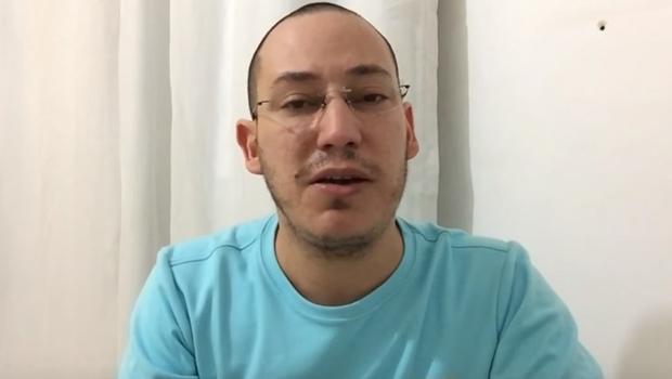 Pastor Felipe Heiderich fala pela primeira vez sobre denúncia de pedofilia. Assista