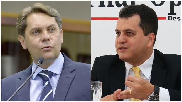 Sem Iris, Agenor Mariano e Bruno Peixoto são os mais cotados no PMDB