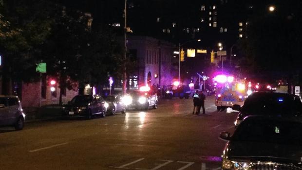 Atirador deixou uma mulher morta e outras três feridas | Foto: reprodução/Twitter
