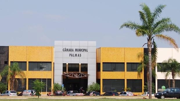Câmara Municipal de Palmas | Foto: reprodução / Facebook