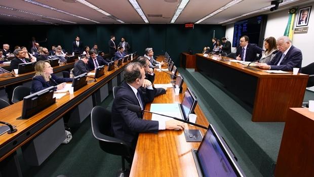 Comissão especial que analisa legalização de jogos de azar no Brasil   Foto: Antônio Augusto/ Agência Câmara