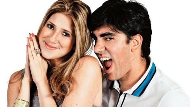 Casado com Dani Calabresa, Marcelo Adnet é flagrado com estilista goiana no Rio