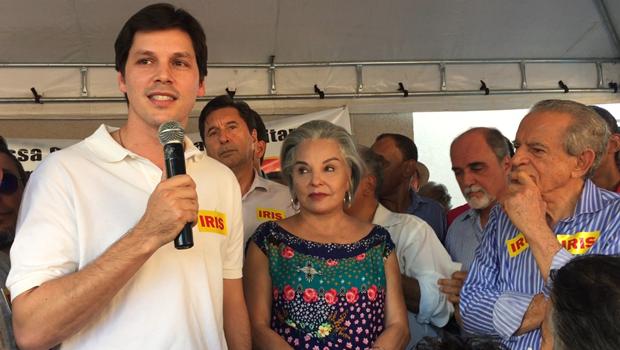 Irisaraujismo sugere que Daniel Vilela prefere perder para Eliton a permitir que Caiado seja eleito