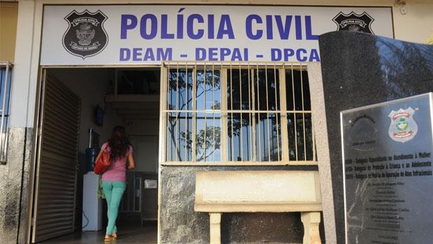 Delegacias da Mulher, da Criança e do Adolescente e de Apuração de Atos Infracionais funcionam no Morada do Morro | Foto: Renan Accioly