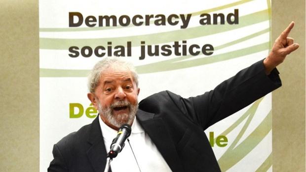 """Lula recorre à ONU e se diz """"perseguido"""" pelo juiz Sérgio Moro"""