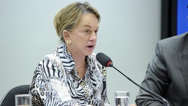 Magda Mofatto (PR) é a favor da liberação, mas faz considerações sobre texto em análise na comissão especial | Foto: Alex Ferreira / Câmara dos Deputados