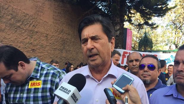 """Maguito Vilela assegura que não disputará mais eleições: """"Agora é a vez de Daniel"""""""