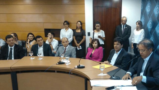 Ministro da Educação, Mendonça Filho visita o Estado e libera R$ 21 milhões
