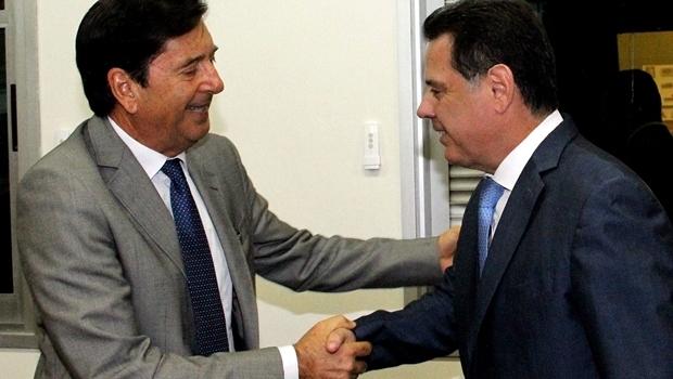 Marconi e Maguito reabrem conversação sobre aliança em Goiânia e Aparecida de Goiânia