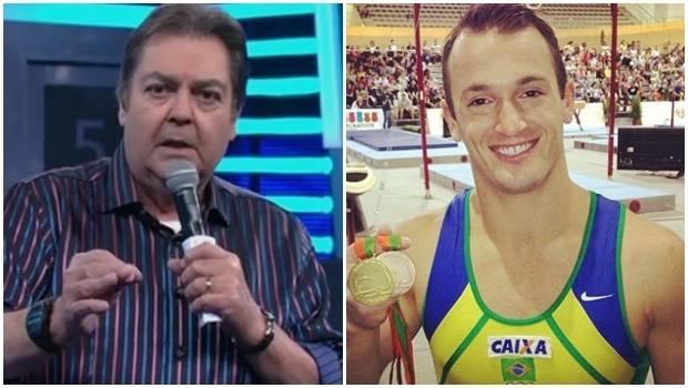 Reprodução/TV Globo e COB