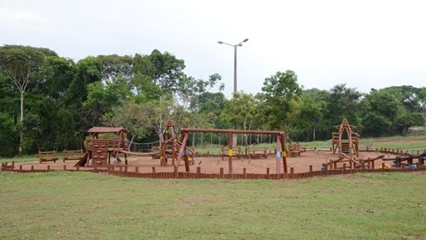 Prefeitura de Aparecida realiza o 1º Festival de Piquenique no Parque da Criança